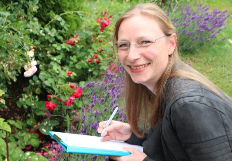 Tuinontwerp tuinontwerpster Carla van de Kolk