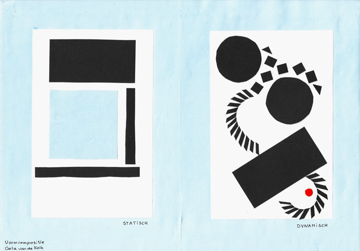 tuinontwerp opdracht tegenstellingen ontwerp academie