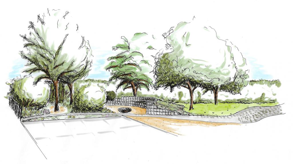 tuinontwerp Nijmegen tuinarchitect hovenier Nijmegen