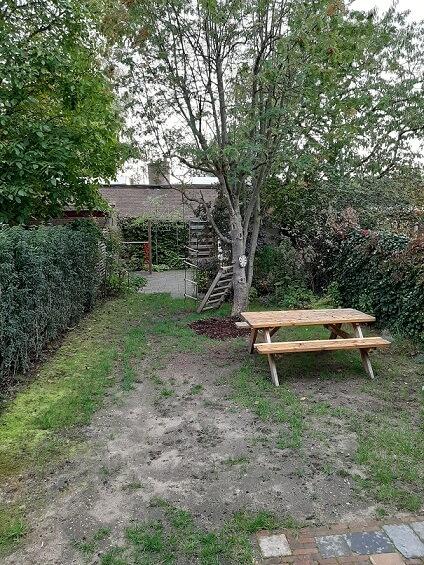 tuinontwerp Nijmegen oude tuin