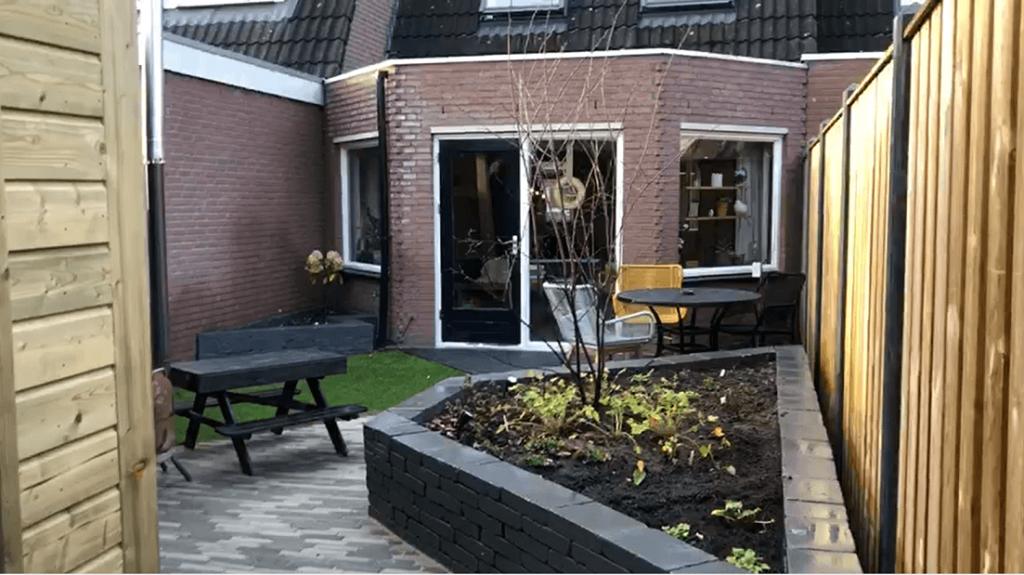 tuinontwerp wijchen Nijmegen tuinarchitect plantenbakken